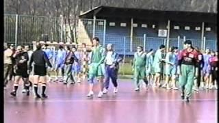 HÁZENÁ - bitka Strakonice - Šťáhlavy - podzim 1996