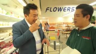 Đi chợ HONG- KONG Supermarket  ở HOUSTON TEXAS với MC VIỆT THẢO.