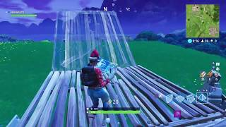 How to make pyramid ramps in Fortnite Battle Royale#staircases