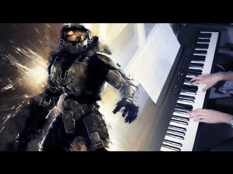 HALO 3 OST - Never Forget (Piano Solo)