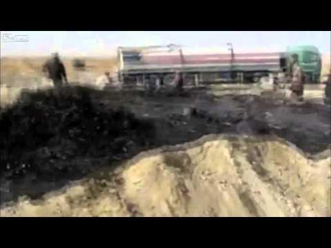 İraqda neft oğruları ( Iraq's oil thieves )