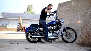 2006 Harley Davidson Sportster XL1200 Custom Low Screamin' Eagle