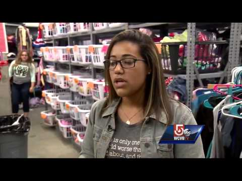 Food Pantry For Worcester Schools A Lifeline For Many Students