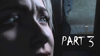 Until Dawn Walkthrough Gameplay Part 3 - Fears (PS4)