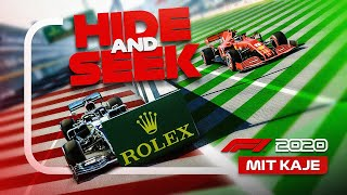 NEUER MODUS IN F1 2020!?? 😍 | F1 2020 Online Hide & Seek mit @Kaje MG