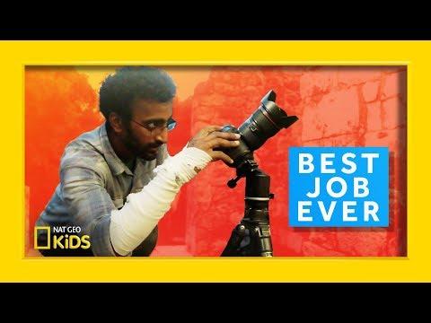 Science Photographer: Anand Varma | Best Job Ever