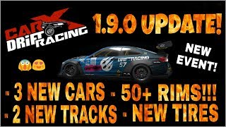 CarX Drift Racing UPDATE!!! (1.9.0). What