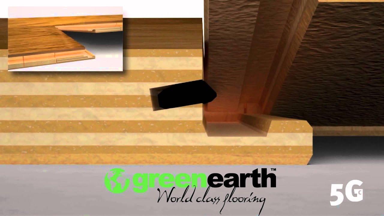 5g Locking System Golden Field Corporation Greenearth
