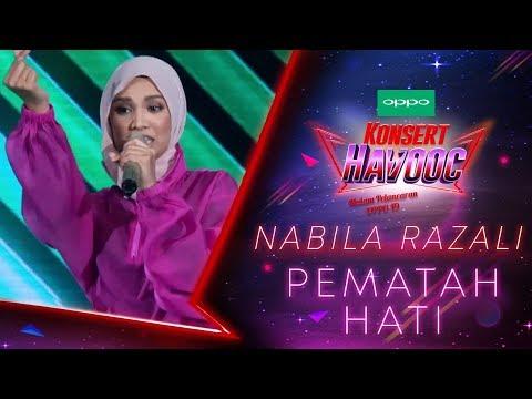 Nabila Razali – Pematah Hati | #KonsertHaVOOC