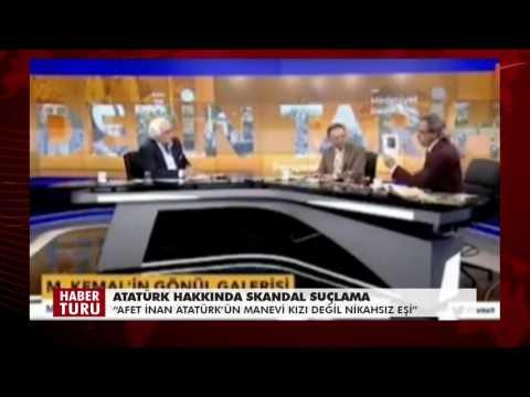 Atatürk hakkında skandal suçlama | Tele1 TV