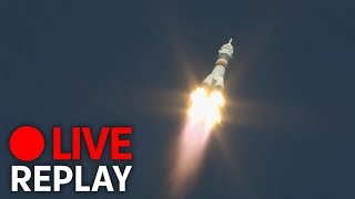 Soyuz MS-10 crew abort mission to ISS after booster failure (FULL)