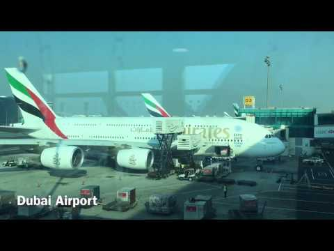 Flight Review: EK0020 - Manchester to Dubai, Emirates Airbus A380 (Business Class): 27th August 2016