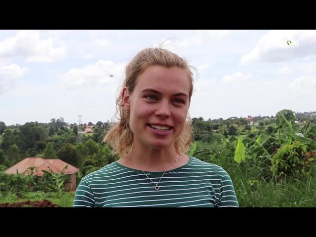 Een dag uit het leven van Ellen in Afrika