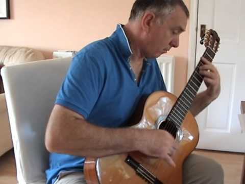 The Air That I Breathe For Fingerstyle Guitar Youtube