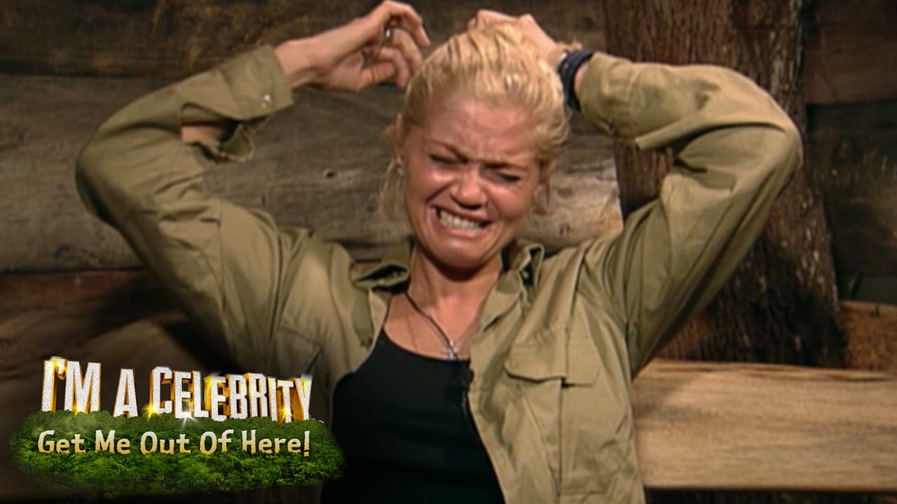 Catalina gets Close Up with Crocs | I'm A Celebrity... Get ...