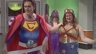 Russ Abbot in 'Cooperman & Blunderwoman are All Spaced Out'