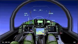 EF2000 v2.0  Campaign - Refueller kill - CAP