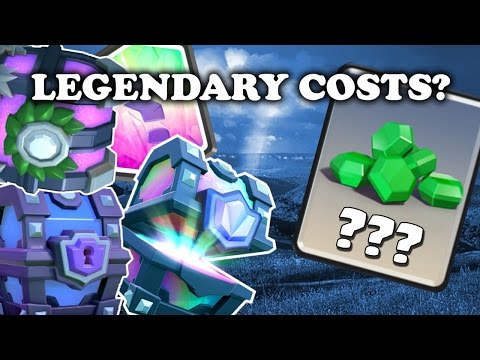Math Royale | Legendary Costs | Legend Chest or Challenge?