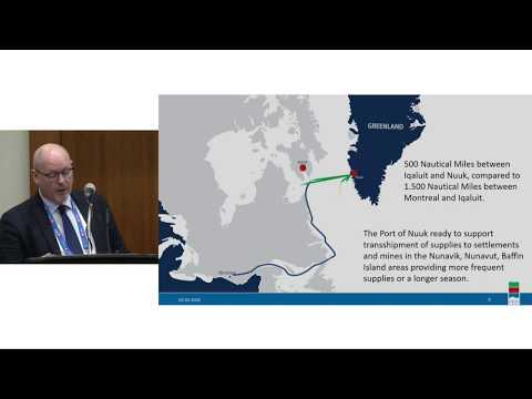 John Rasmussen (Sikuki Harbour) - Greenland Day PDAC 2020