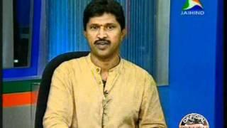 Manikyakallu Director M.Mohanan @ Jaihind-Movie Cafe [Part 01]