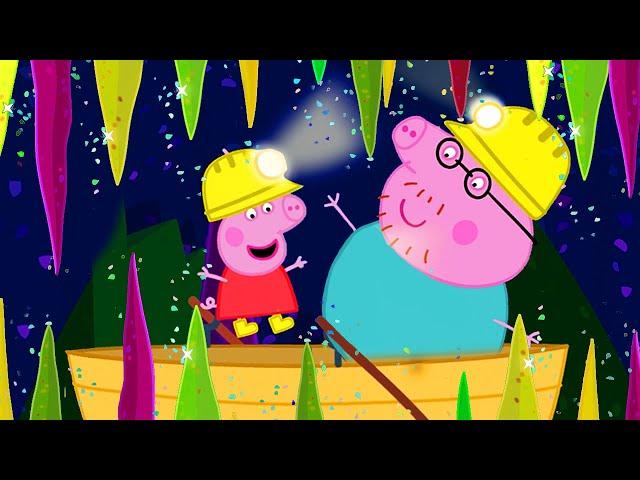 Peppa Pig Français NOUVEAU ! ⭐ La Grotte | Dessin Animé Pour Bébé