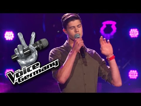 Elvis Presley - Always On My Mind | Benedikt Köstler Cover | The Voice of Germany 2017 | Audition