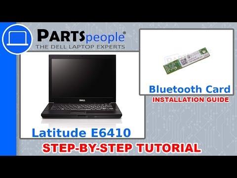 LATITUDE E6410 BLUETOOTH TREIBER WINDOWS XP
