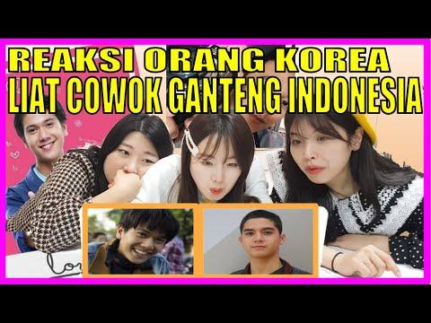 [Gila!!!!]REAKSI ORANG KOREA LIHAT COWOK GANTENG INDONESIA!(Iqbaal, Afgan dll) 인도네이아 남자연예인 보기!