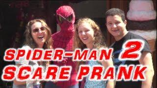 SPIDER-MAN SCARE PRANKS