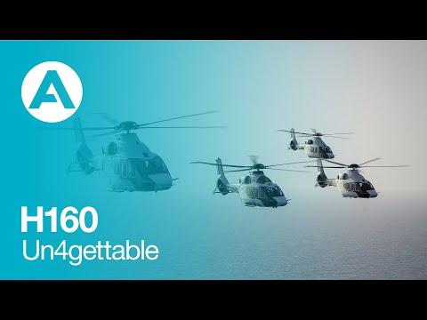 H160 Un4gettable