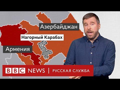 Кто принесет мир Карабаху?