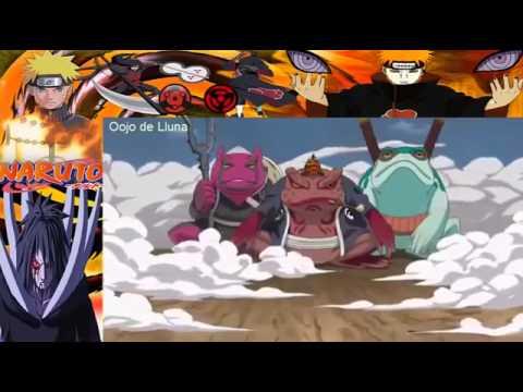 Naruto vs Pain Sub en Español BATALLA COMPLETA