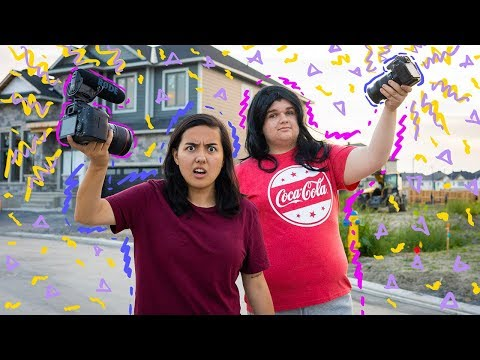Elle Mills Tries Vlogging