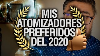 MIS ATOMIZADORES PREFERIDOS - Top cacharritos 2020 1/3