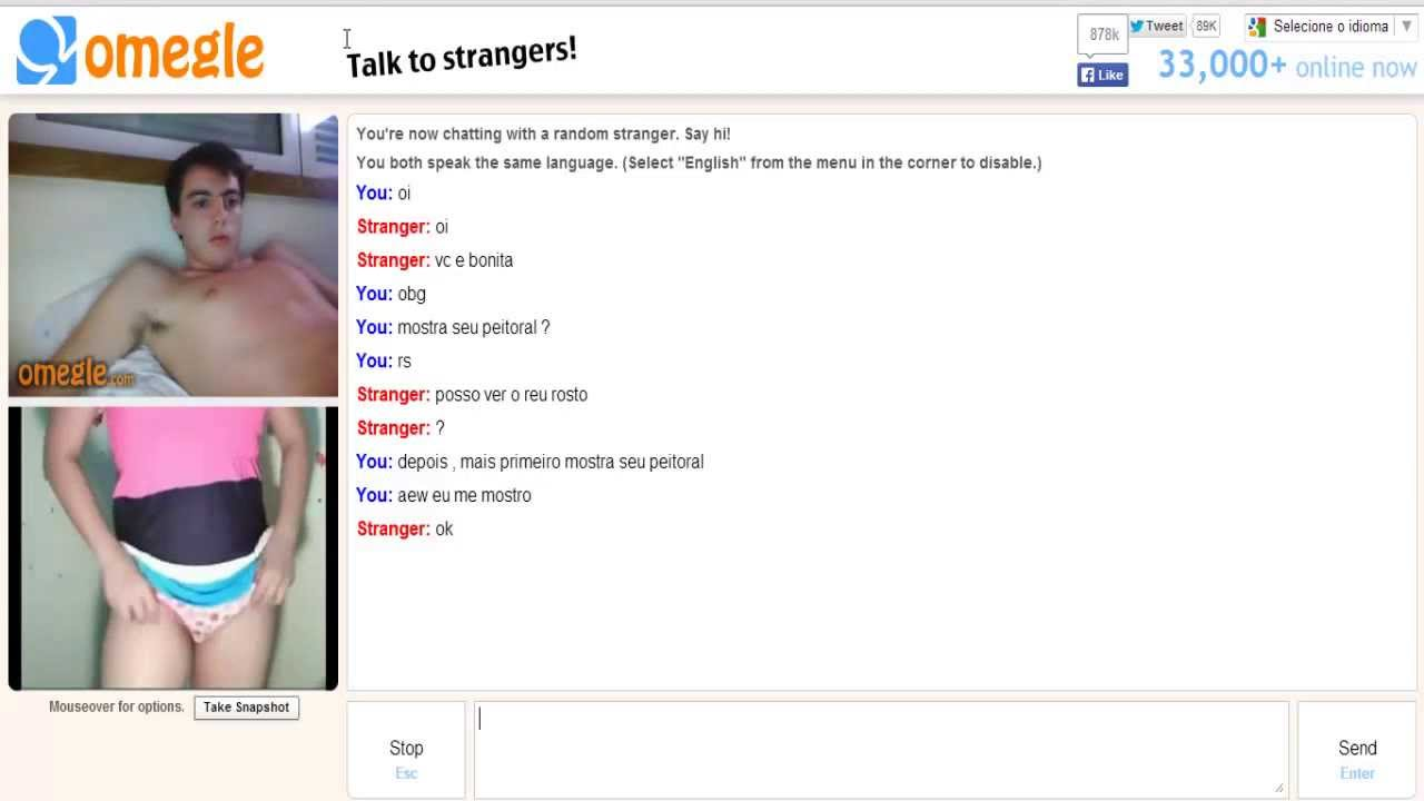 omegle din chat