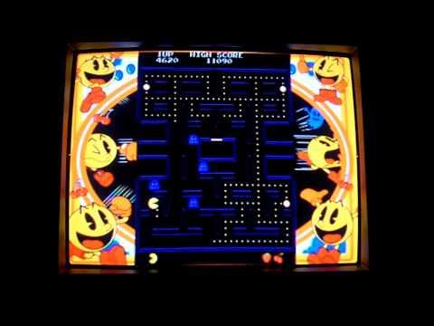 Response to RetroGamerVX's Pac-Man Challenge – XBox 360 Arcade