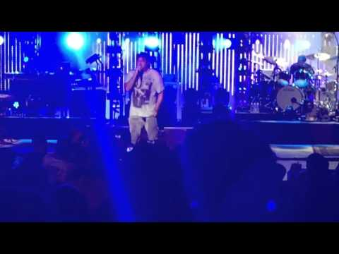 Deftones knife party vocal solo - YouTube
