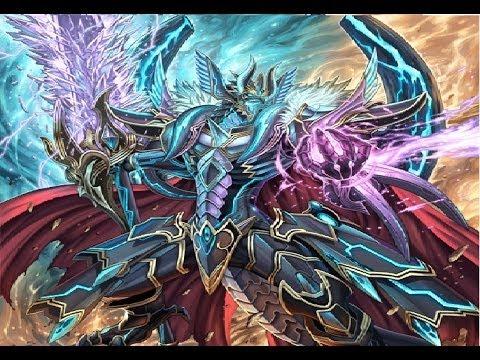 CFV: Revenger Raging Form dragon deck profile! - YouTube