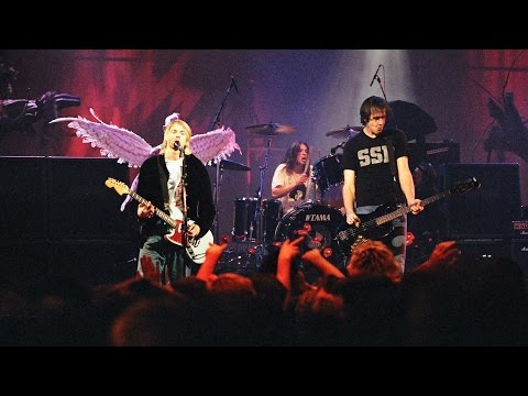 Nirvana Made 'Saturday Night ' Debut 25 Years Ago Today