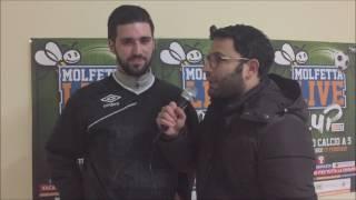 Molfetta - La prima giornata della Molfettalive Cup