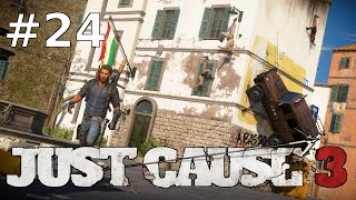 Lets Play JUST CAUSE 3 PS4 Gameplay German Deutsch Part 24 – Gebietserweiterung