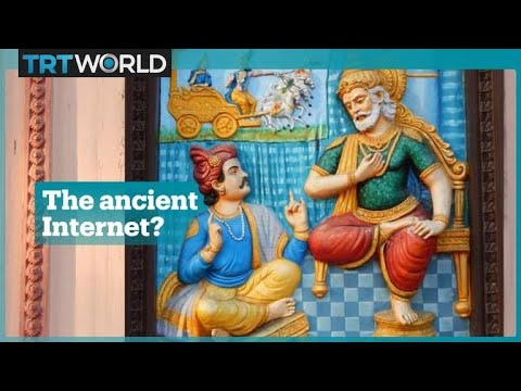 Was the Internet invented in India?