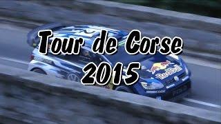 Vid�o WRC Tour de Corse 2015