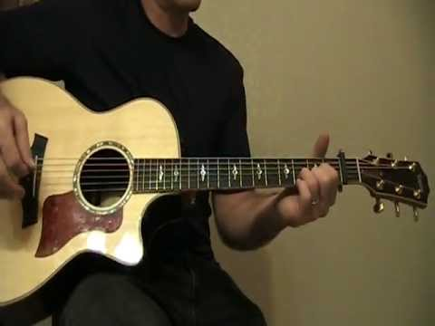 Come Over by Kenny Chesney Cover/Lesson by Bobby Allen Bifano