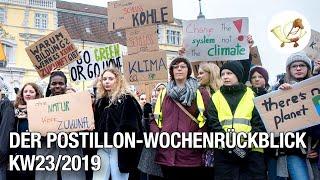 Der Postillon Wochenrückblick (02. – 08. Juni 2019)
