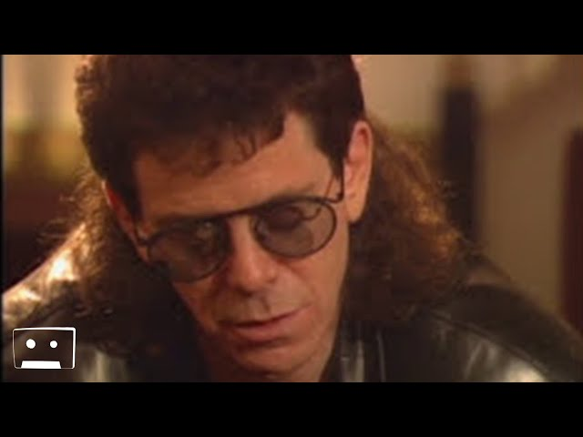 Lou Reed - Romeo Had Juliette (Official Music Video)