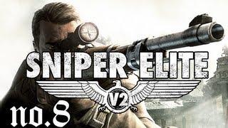 Sniper Elite V2 #8 - Punkt dowodzenia Karlshorst