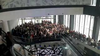 Otwarcie hipermarketu - Sukcesja Łódź