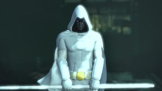 SKIN; Batman; Arkham City; Moon Knight