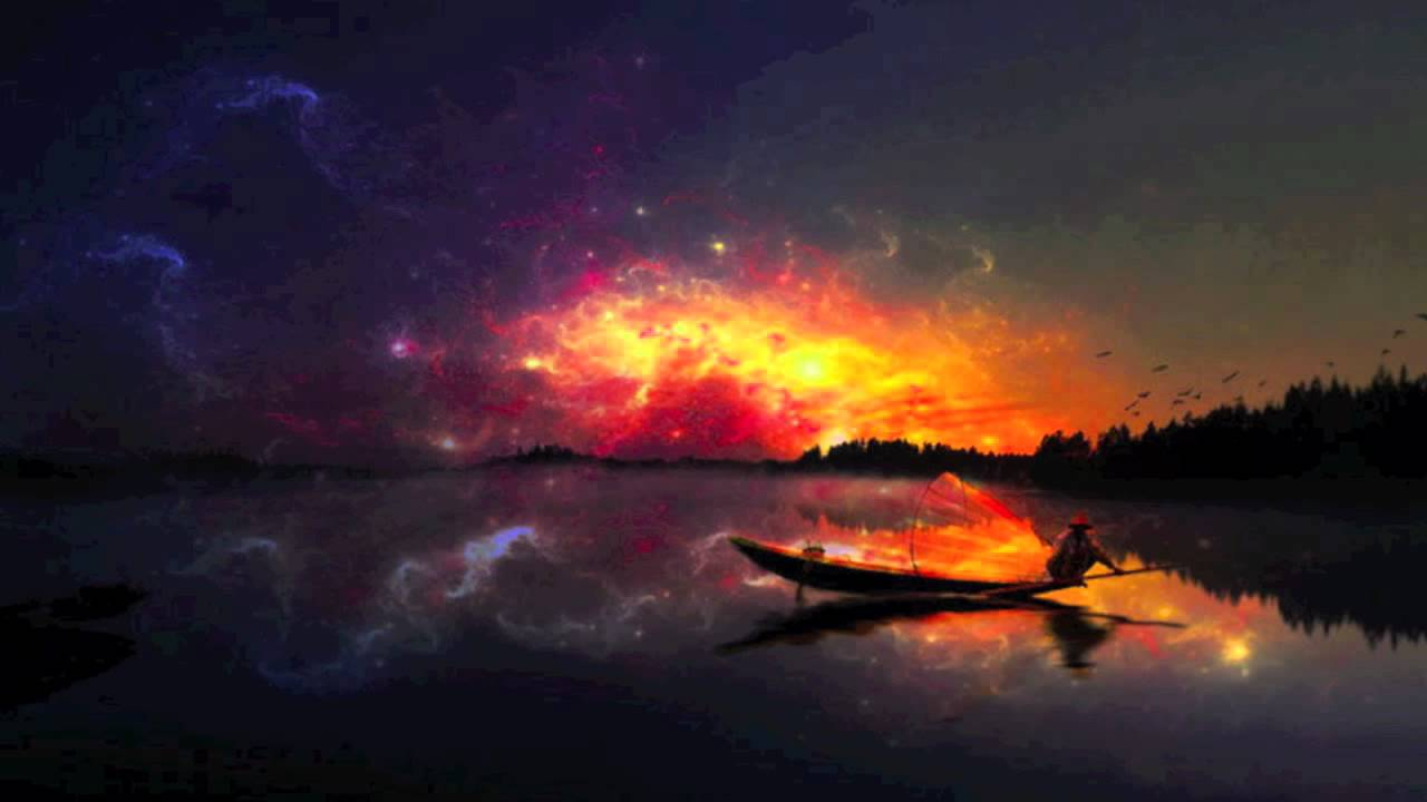 Falling Stars Wallpaper Grafix Devotion Youtube